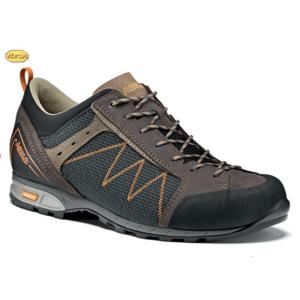Schuhe ASOLO Ozonisch Elefant / Rinde A648, Asolo
