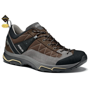 Schuhe ASOLO Pipe GV Cendre / Braun head A791, Asolo