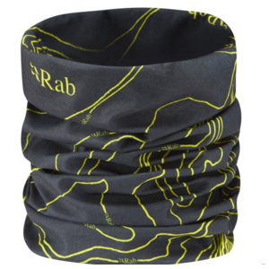 Halswärmer RAB Tube Ebony, Rab