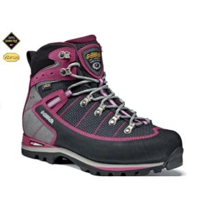 Schuhe ASOLO Shiraz GV Schwarz / Redbud A175, Asolo