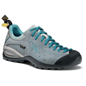 Schuhe ASOLO Shiver GV Bewölkt blau / blau pfau A799, Asolo