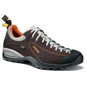 Schuhe ASOLO Shiver GV Kaffee / Silber A798, Asolo