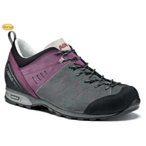 Schuhe ASOLO Track Grau / Grapeade A643, Asolo