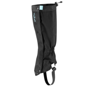 Arm-/Beinlinge Rab Trek Gaiter Women's Black, Rab