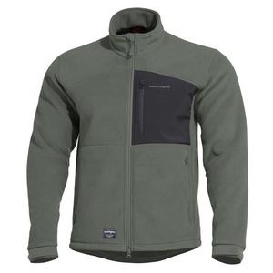 Fleece Sweatshirt PENTAGON® Athos Camo green