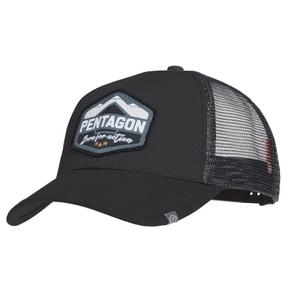 Cap Era Trucker Born for aktion PENTAGON® black, Pentagon