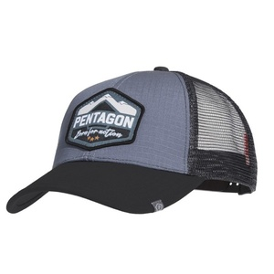 Cap Era Trucker Born for aktion PENTAGON® Wolf Grey, Pentagon