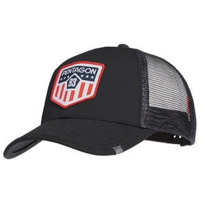 Cap Era Trucker US Flag PENTAGON® black, Pentagon