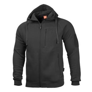 taktisch Sweatshirt mit Kapuze PENTAGON® Leonidas 2.0 black, Pentagon
