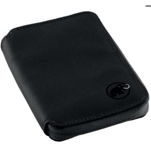 Geldbörse MAMMUT Zip Wallet Black 0001, Mammut