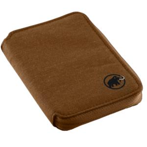 Geldbörse MAMMUT Zip Wallet Mélange Timber, Mammut