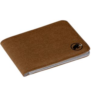 Geldbörse MAMMUT Flap Wallet Mélange Timber, Mammut