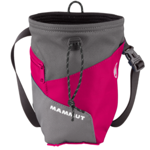 Beutel  Magnesium MAMMUT Rough Rider Chalk Bag Magenta, Mammut