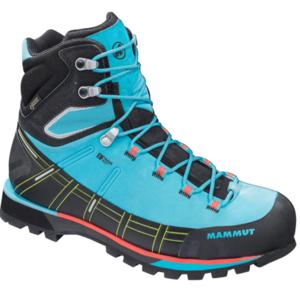 Schuhe MAMMUT Kento High GTX Women Arktis / Schwarz, Mammut