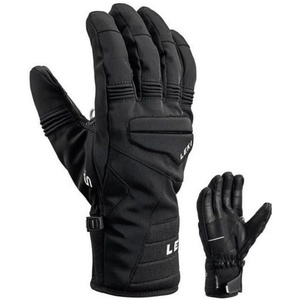 Handschuhe LEKI Progressiv 7 S mf Touch black 643882301, Leki