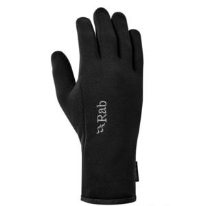Handschuhe Rab Power Stretch Contact Handschuh black/BL, Rab