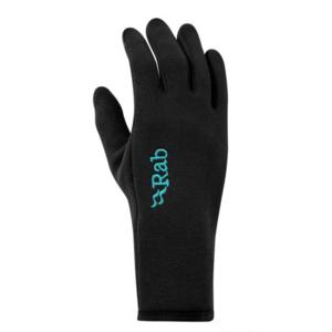 Handschuhe Rab Power Stretch Contact Handschuh Women's black/BL, Rab