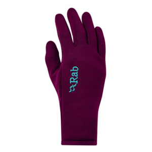 Handschuhe Rab Power Stretch Contact Handschuh Women's beere / by, Rab