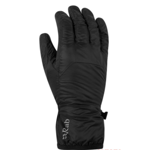 Handschuhe Rab Xenon Glove black/BL, Rab
