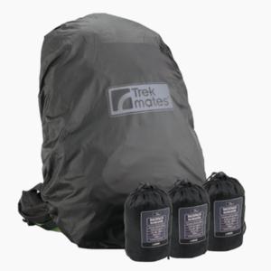 Schutz- Verpackung  Rucksack TrekMates wasserdicht L/85l, TrekMates