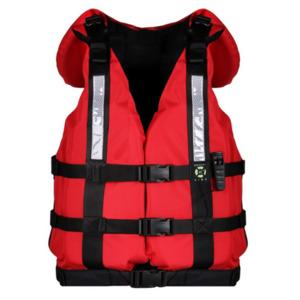 Schwimm- Weste Hiko X-TREME RAFT 10500 red