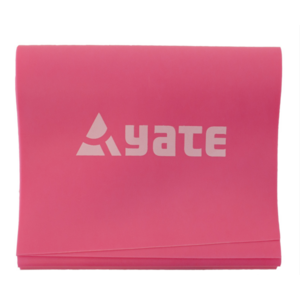 Fitband Yate 200x12cm medium fest / rot, Yate