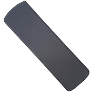 Selbstaufblasbare Isomatte YATE Trekker Stretch 3,8 blau/grau, Yate