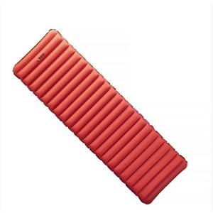 Aufblasbare Isomatte Yate NOMAD 193x58x9 cm rot/grau, Yate