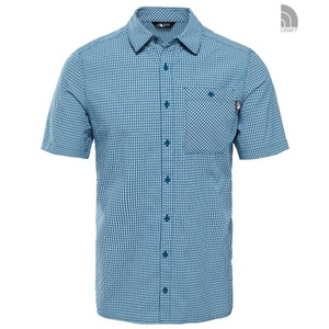 Hemden The North Face M S/S HYPRESS SHIRT CD5ZEYY, The North Face
