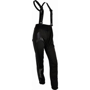 Damen softshell Hose Silvini Pro Form WP321 black, Silvini