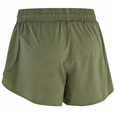 Damen Funktionsshorts Kari Traa Keenra Shorts 622838, grün, Kari Traa
