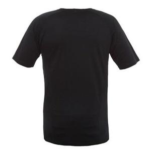 T-Shirt Direct Alpine pelzig black (Logo), Direct Alpine
