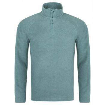 Männer Fleece-Sweatshirt Kilpi ALMERI-M hellblau, Kilpi