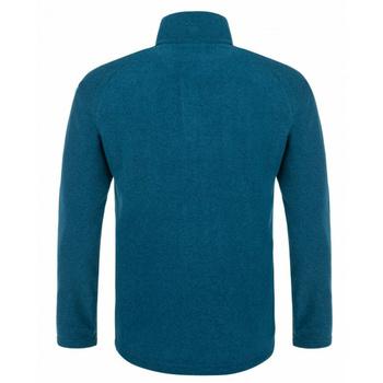 Männer Fleece-Sweatshirt Kilpi ALMERI-M türkis, Kilpi