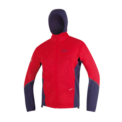 Jacke Direct Alpine Alpha ziegel / indigo, Direct Alpine