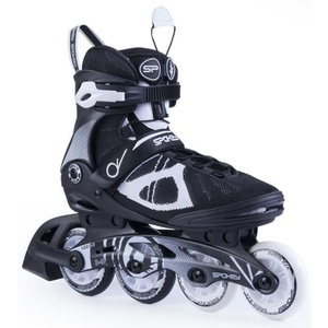 In-line Fitness Skates Spokey XCOOL black, Spokey