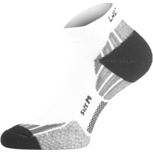 Socken Lasting ATL 009 white, Lasting