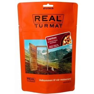 Real Turmat rindfleisch  gemüse mit kartoffeln, 114 g, Real Turmat