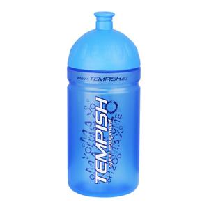 Sport- Flasche Tempish BIDON 0,5l mit stopfen blue, Tempish