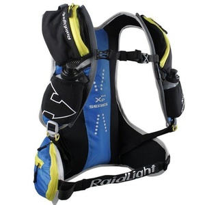 Lauf trink Rucksack Raidlight Trail 6/8 Evo Blue, Raidlight