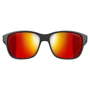 Sonnen Brille Julbo PADDEL SP3 CF, schwarz/rot, Julbo