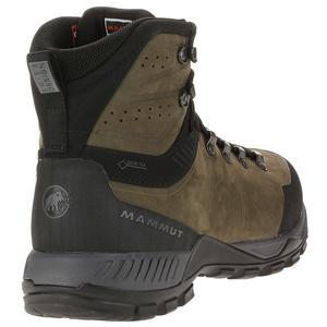 Schuhe Mammut Mercury Tour II High GTX rinde / schwarz, Mammut