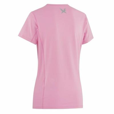 Damen T-Shirt Kari Traa Nora Tee 622638, pink II, Kari Traa