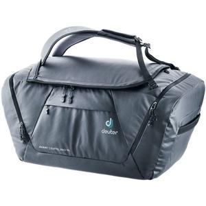 Reisen Tasche Deuter Aviant Duffel Pro 90 Black, Deuter