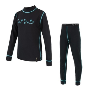 Kinder Schlafanzug Sensor DOUBLE FACE flocken black 17200057, Sensor