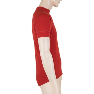 Herren T-Shirt Sensor MERINO DOUBLE FACE d.. red 18200044, Sensor