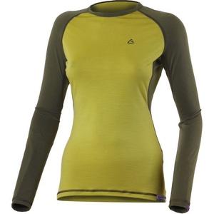 Merino T-Shirt Lasting DITA 6463 senf Wolle, Lasting