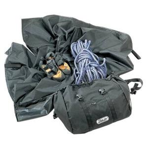 Bag  klettern Ausrüstung DOLDY Climbing Bag black, Doldy