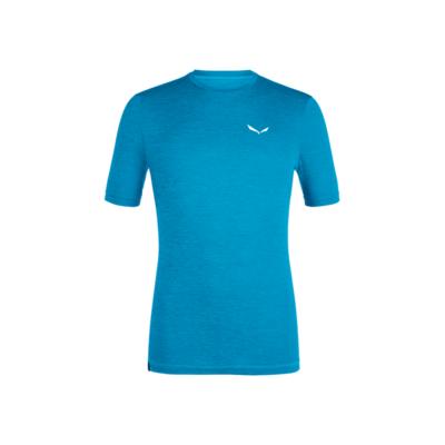 T-shirt Salewa PUEZ MELANGE HYBRID DRY M S/S TEE 27877-8989, Salewa