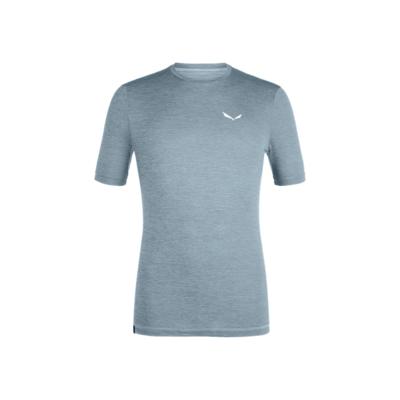 T-shirt Salewa PUEZ MELANGE HYBRID DRY M S/S TEE 27877-0316, Salewa